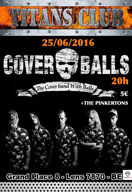 cover balls/the pinkertons