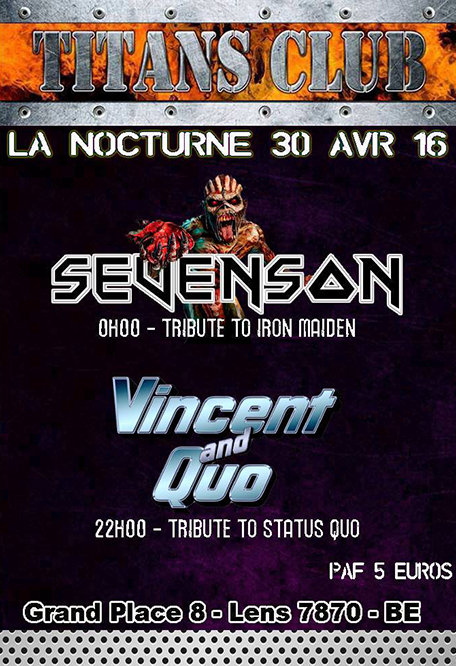 sevenson/vincent and quo