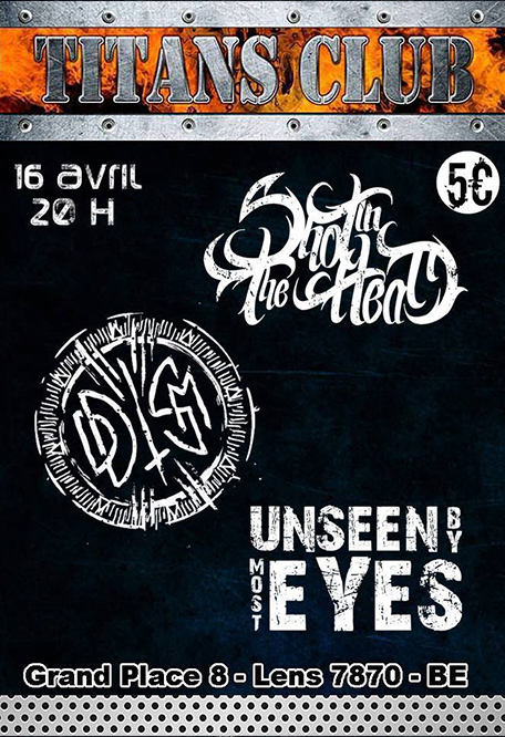 shot in the heads/unseen by most eyes/odism
